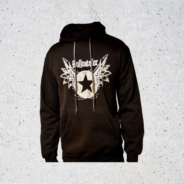 Pullover Hoodie Front