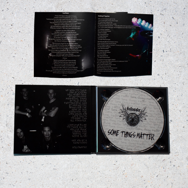 Some Things Matter Inside & Booklet