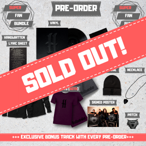 SuperFan Bundle Sold Out